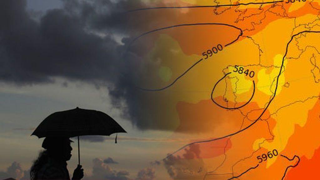 Efecto 'boomerang': por qué las lluvias se van a extender ahora hacia el interior