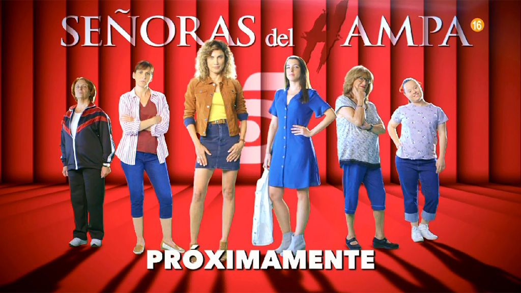 Vuelven las 'Señoras del (h)AMPA', próximamente en Telecinco