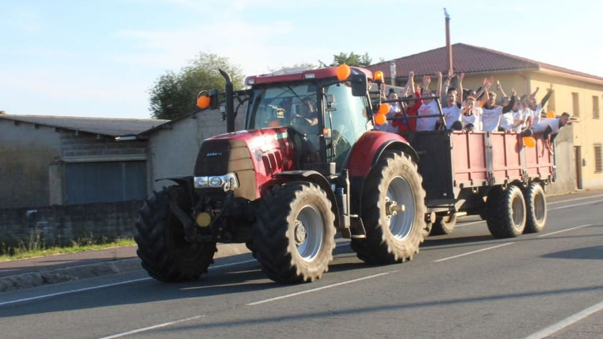 Nada puede con 'las chicas del tractor'