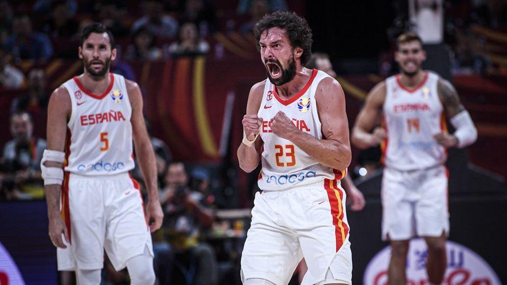 España supera a Australia tras dos agónicas prórrogas y logra el pase a su segunda final de una Copa del Mundo (95-88)