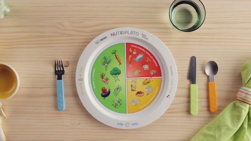 ¡Comer de forma saludable en familia nunca fue tan divertido!