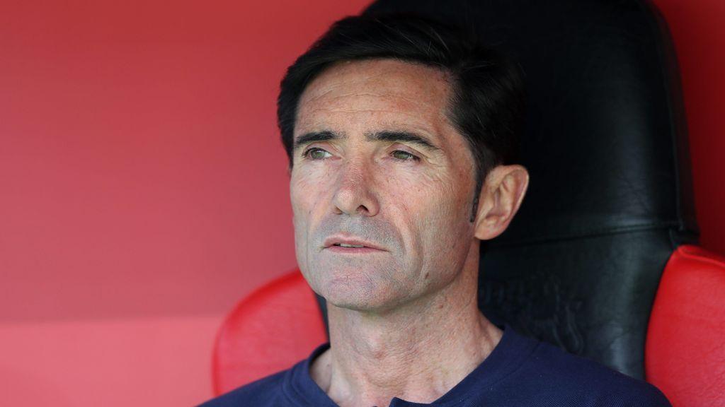 Marcelino y el detonante de su destitución: ganar la Copa del Rey
