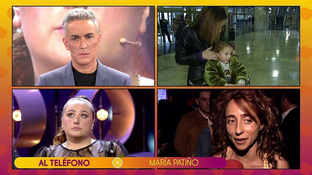 Rocío Flores lleva seis años intentando ponerse en contacto con su madre y no ha podido, según María Patiño