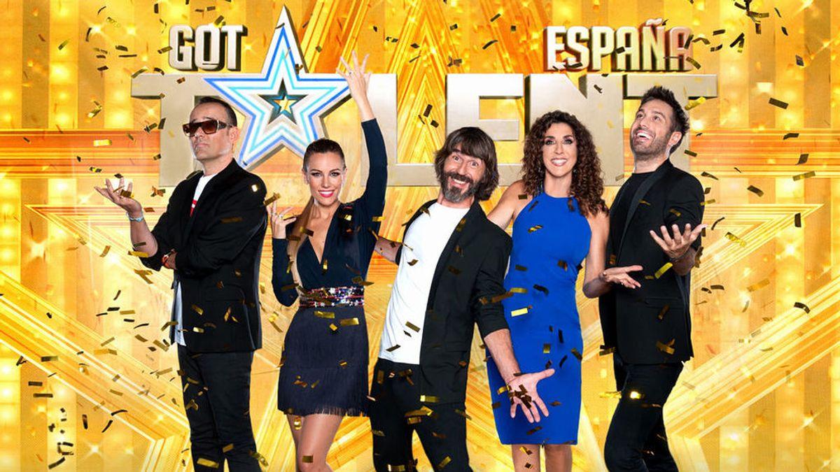 Llega a Telecinco la quinta temporada de 'Got Talent España' con récord de convocatoria en el casting