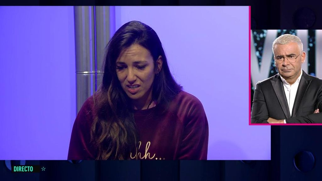 """Irene Junquera, rota tras la nominación: """"Desde pequeña me dicen que tengo afán de protagonismo y no es así"""""""