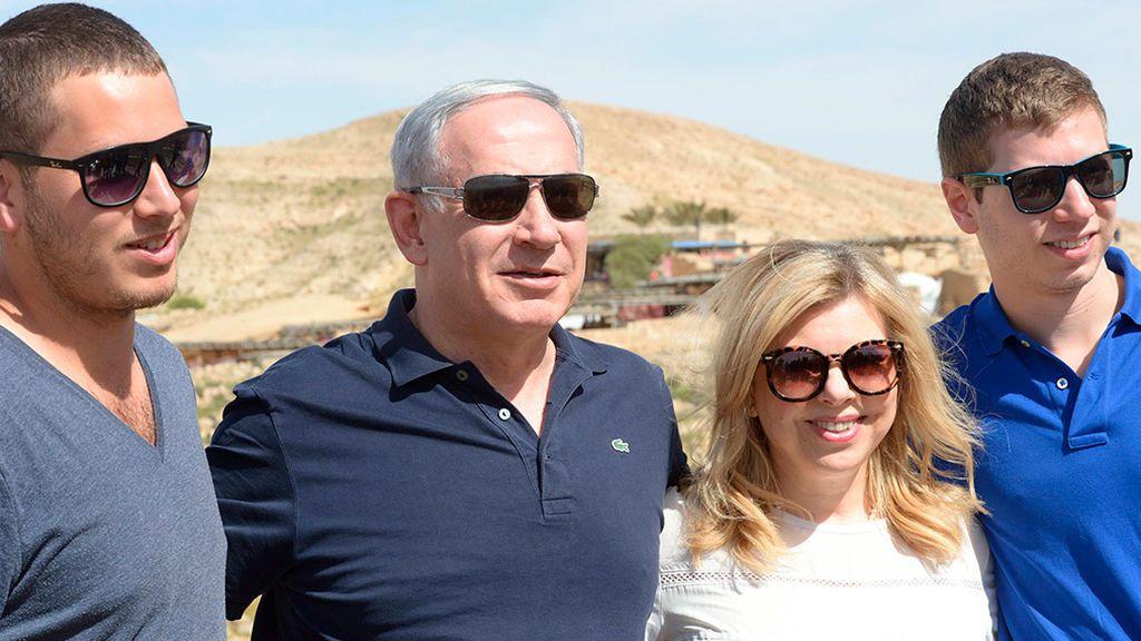 familia-netanyahu-recortada
