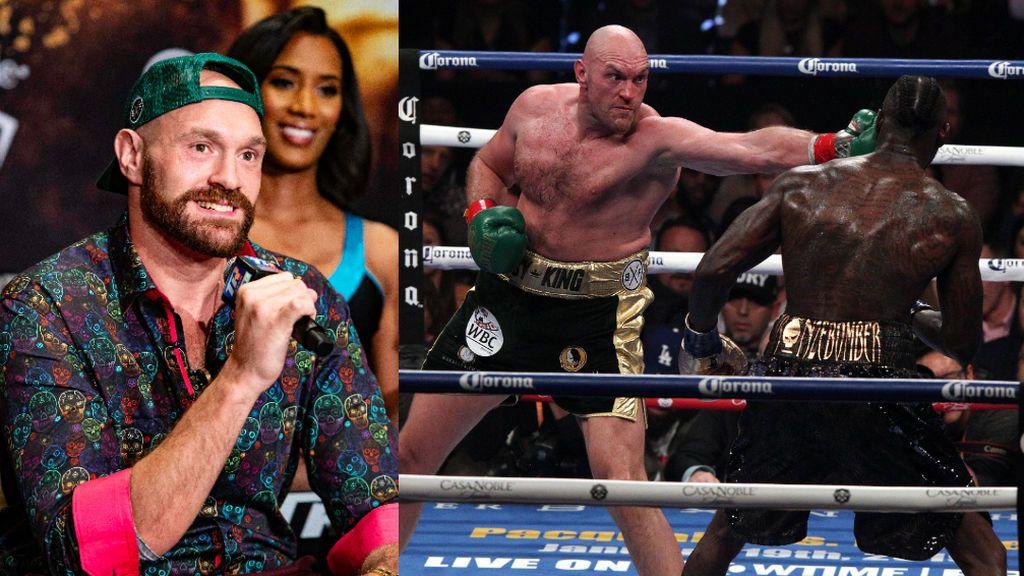 Tyson Fury: 3 años sin combatir, 2 litros de cerveza antes del combate y empate contra el campeón de los pesos pesados