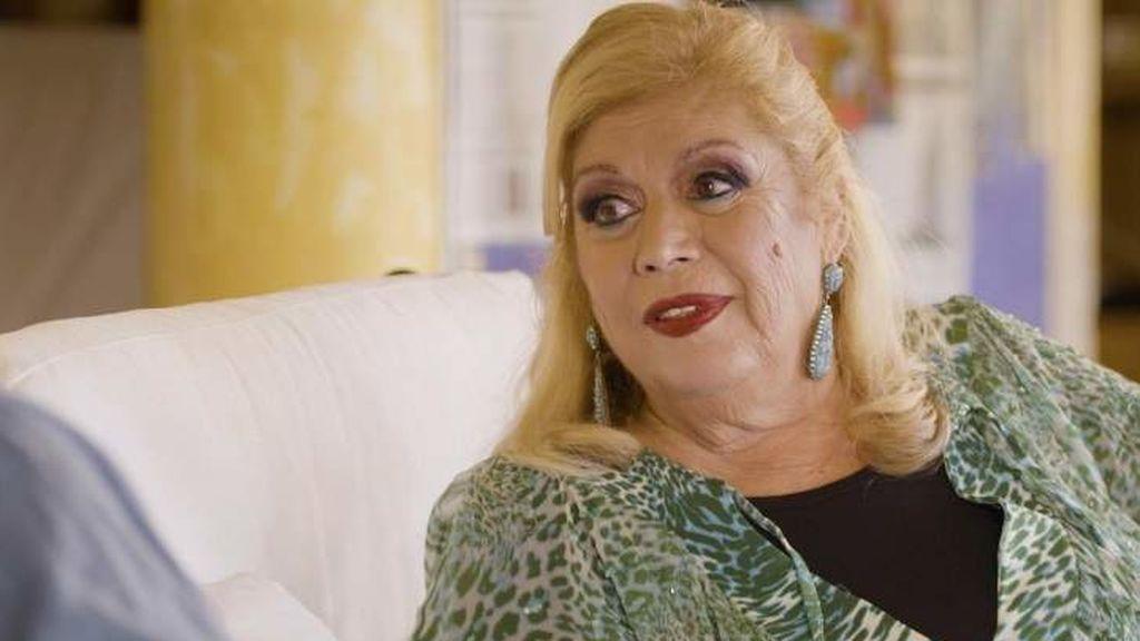 María Jiménez promo deluxe