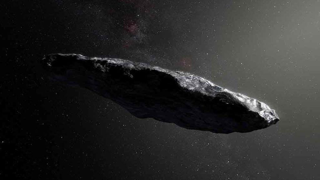 Un astrónomo ruso descubre un cometa que podría venir de otro sistema solar