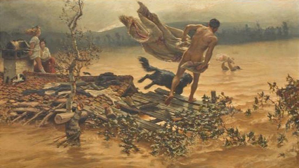 La Vega Baja no vivía un temporal tan adverso desde la riada de 1879, que dejó más de 1.000 muertos