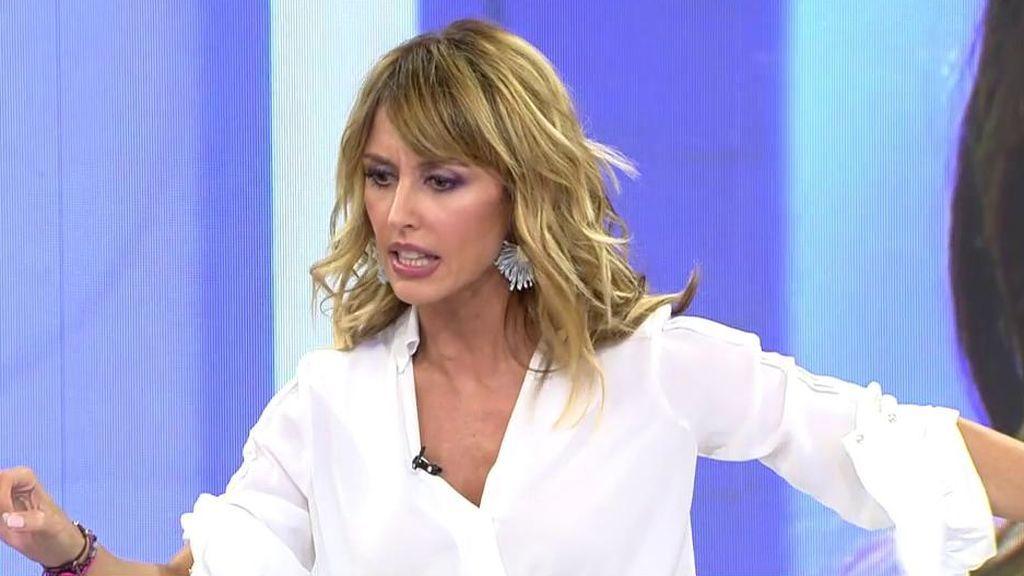 El enfrentamiento entre Emma García y Jose Antonio Avilés