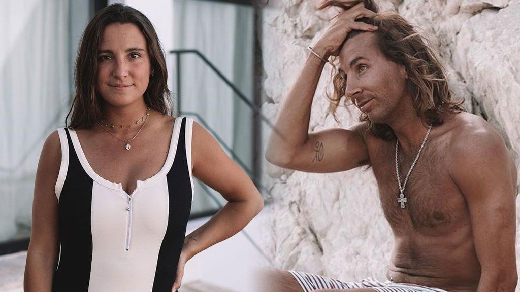 Marta Pombo posa sin Luis en la boda de la 'little young family' tras los rumores de infidelidad