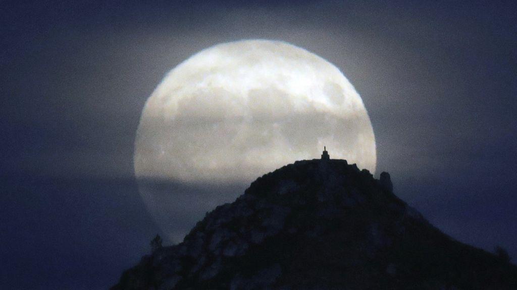 La luna, vista como nunca antes