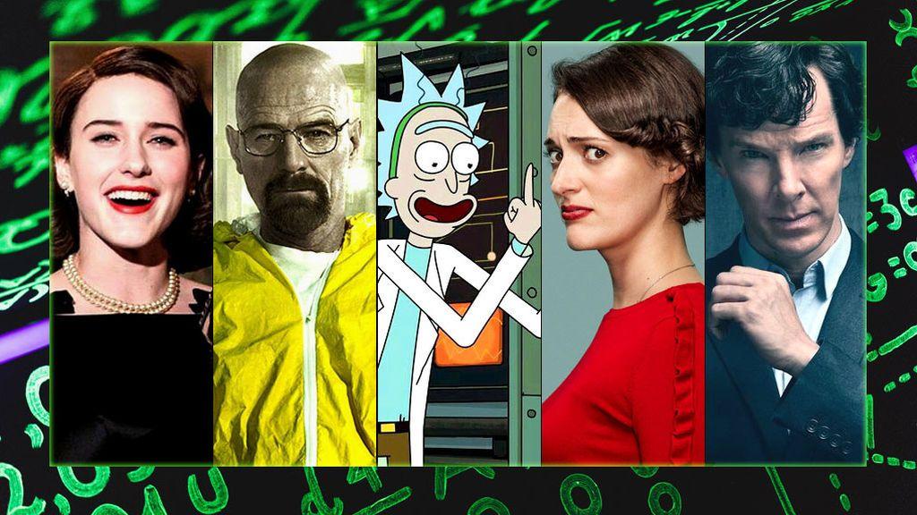 El algoritmo 'definitivo' para saber cuáles son las mejores series (alguna te sorprenderá)