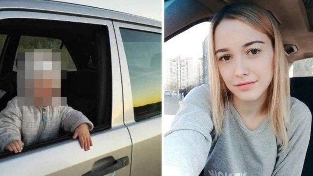 Muere estrangulada al cerrar su bebé accidentalmente la ventanilla del coche