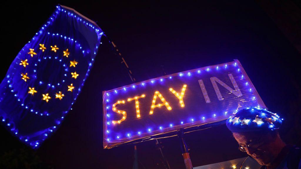 Cuarenta y seis días de infarto por el Brexit