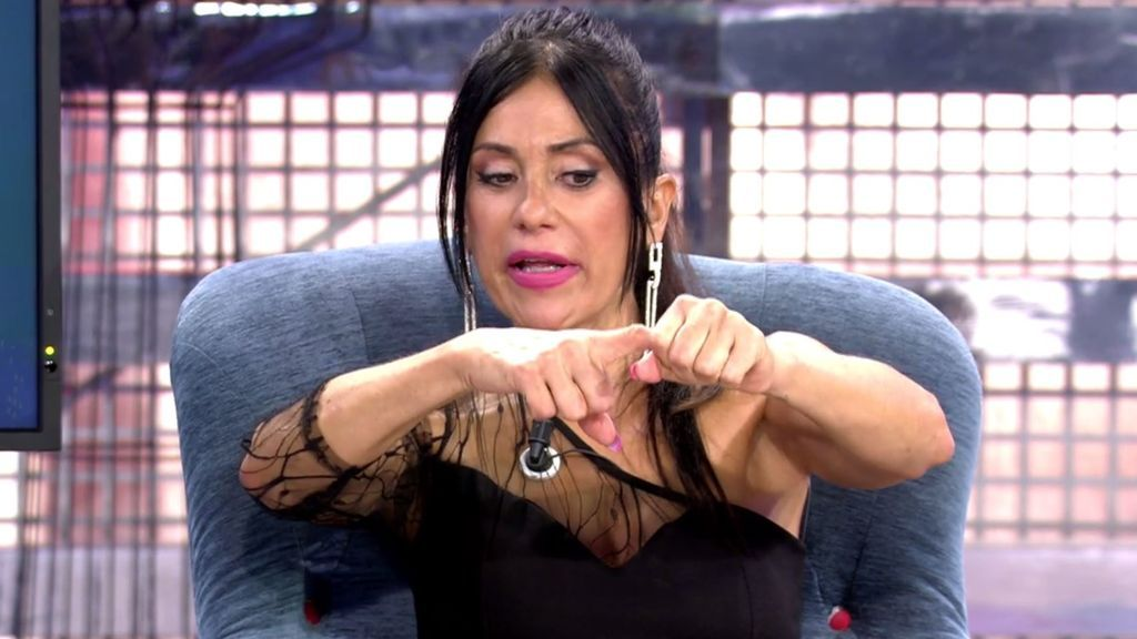"""Las 5 perlas que ha dejado Maite Galdeano en 'Sábado Deluxe': """"Llevo cuatro años sin catar a un hombre"""""""