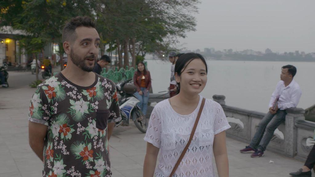 Cómo es una primera cita en Vietnam