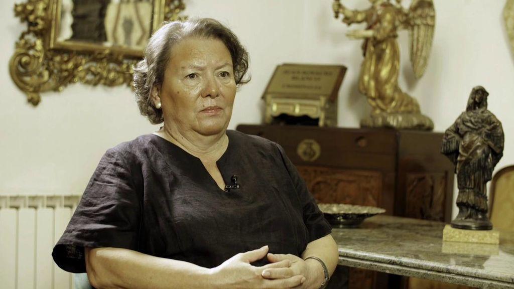 Habla la viuda de Juan Ignacio Blanco