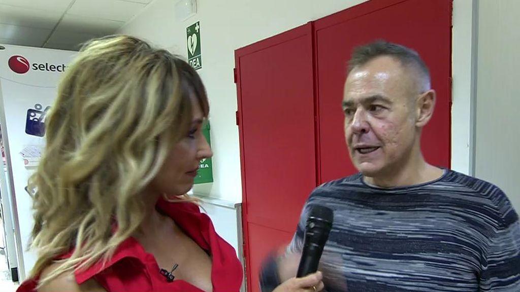 """Jordi González da la última hora de 'GH VIP': """"Esta noche voy a ver si hago las paces con Alba Carrillo"""""""
