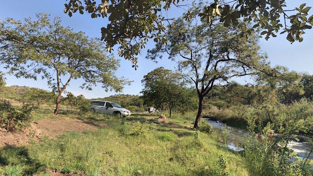 Halladas 119 bolsas con restos humanos en un pozo del oeste de México