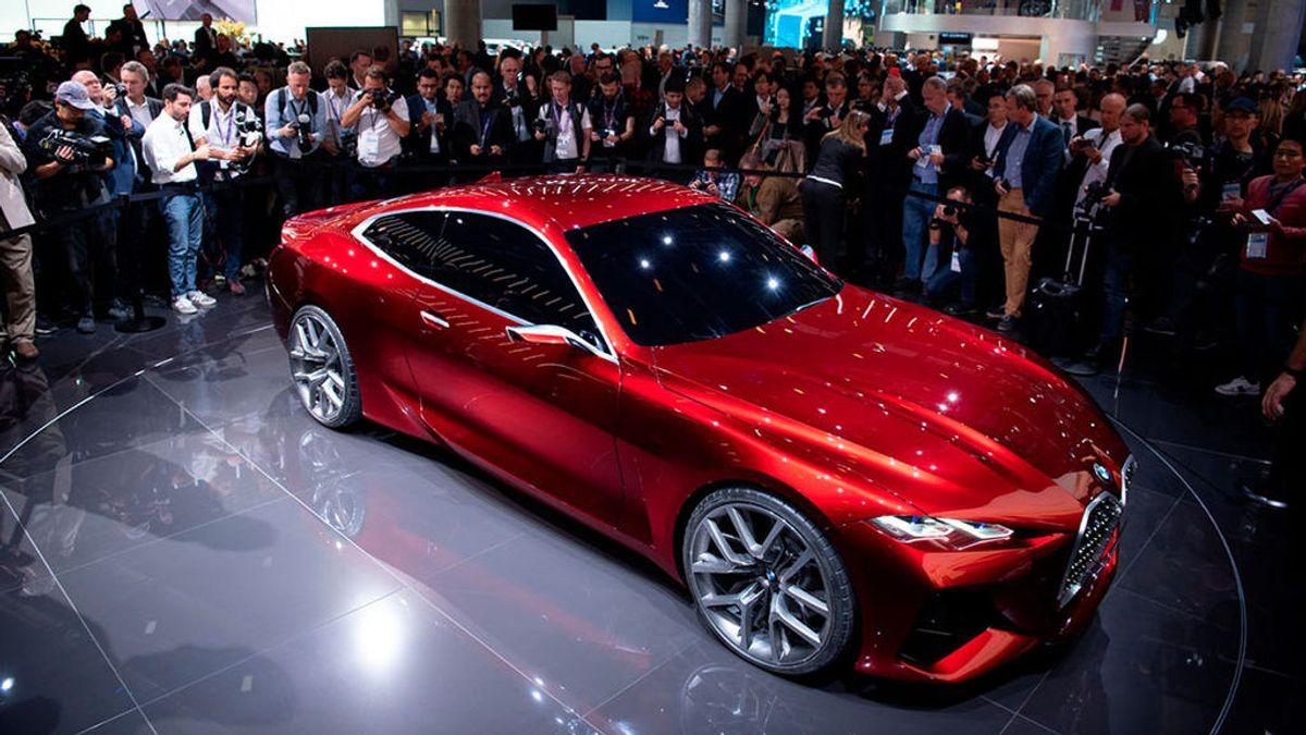 Los coches eléctricos 'reales' apabullan con su dominio en un Salón de Fráncfort entre zozobras