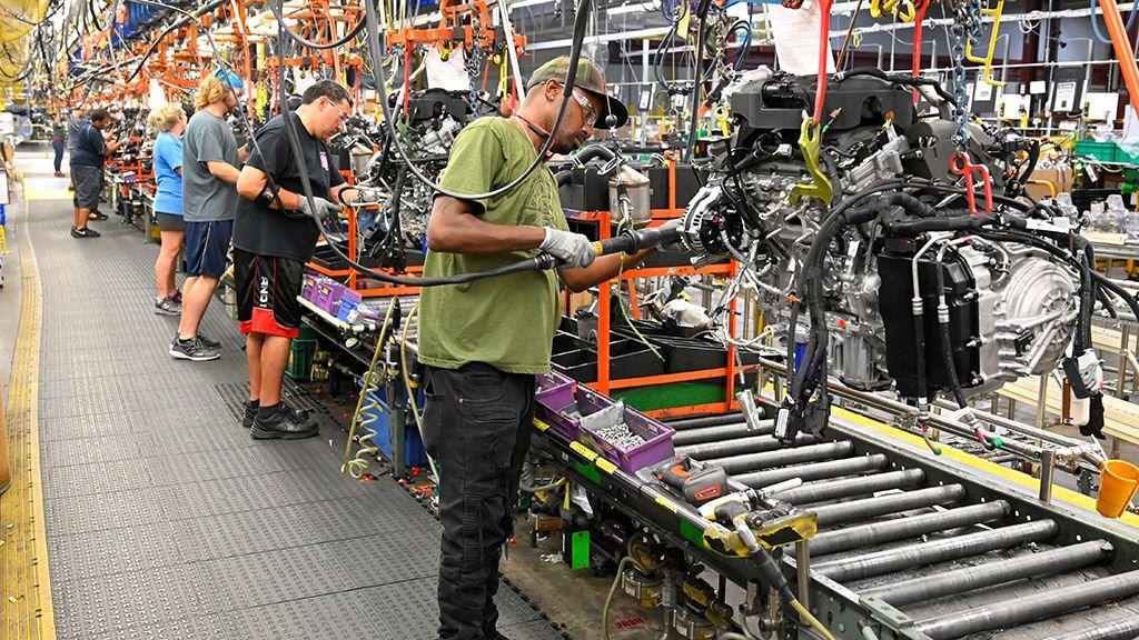 46.000 trabajadores de General Motors, llamados a la huelga indefinida