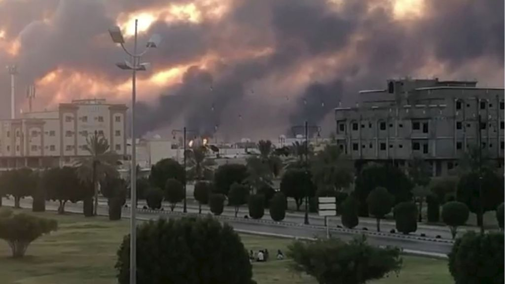 Irán rechaza la acusación de atacar refinerías en Arabia Saudita