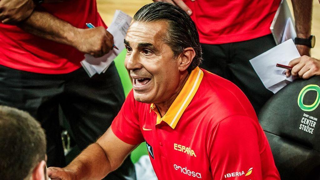 Sergio Scariolo, el hombre de las medallas: El técnico cosecha su séptimo metal con la Selección Española