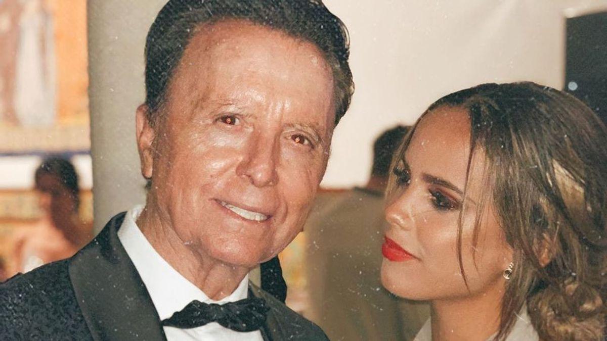 """Gloria Camila agradece el apoyo de su padre en su peor momento: """"Él creyó en mí"""""""
