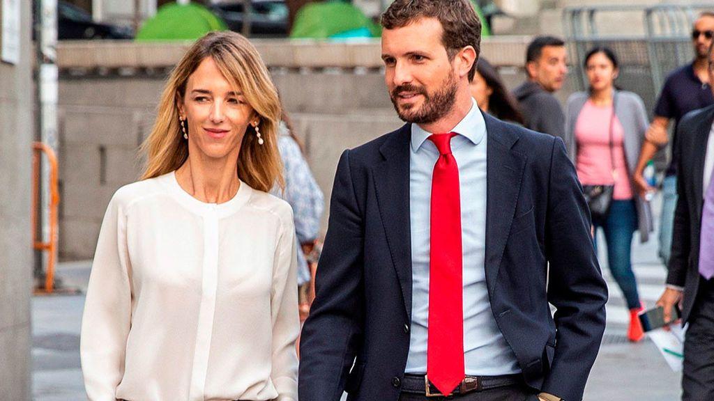 "Cayetana sigue en guerra con el PP vasco: ""Me sorprende que me llamen extranjera"""