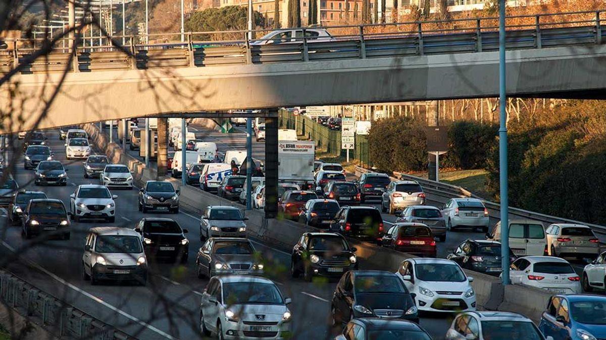 50.000 vehículos tendrán prohibido circular por Barcelona a partir del 1 de enero