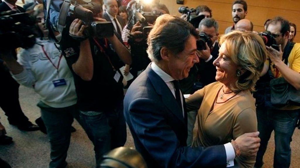 Púnica: Aguirre acusada por otro investigado de controlar las contrataciones