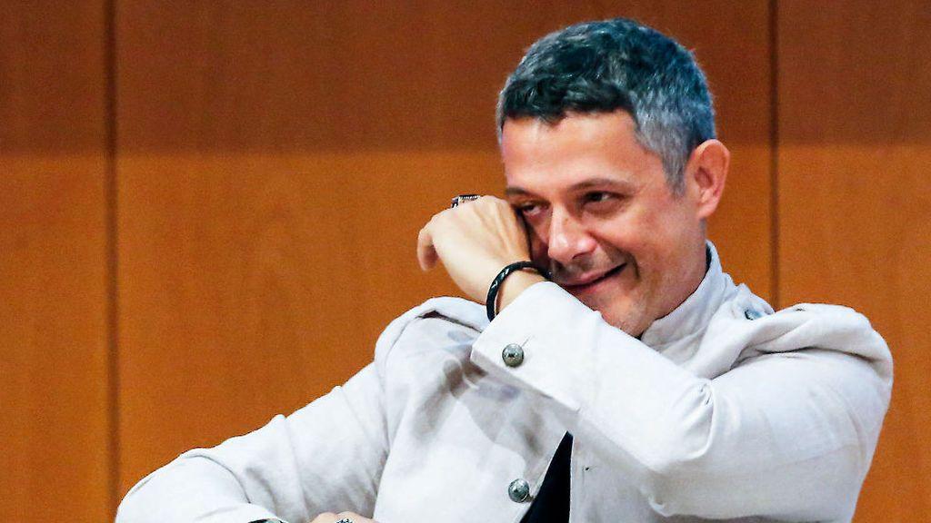 Alejandro Sanz tendrá que pagar 5,4 millones de euros a su ex representante