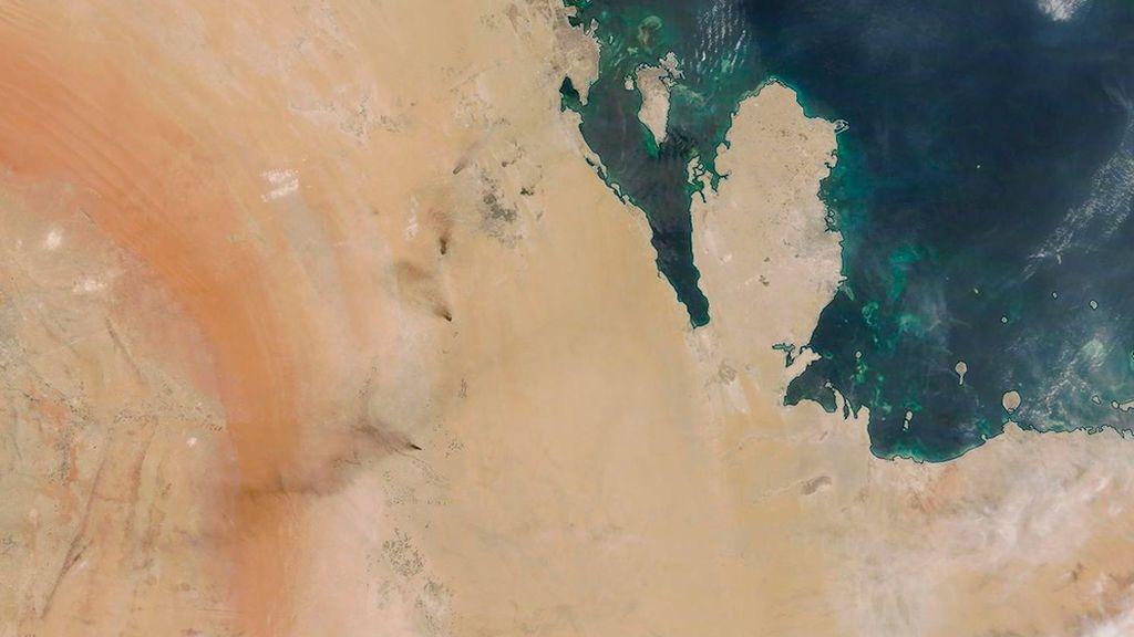 El pozo petrolífero más grande del planeta, paralizado por el ataque de los drones