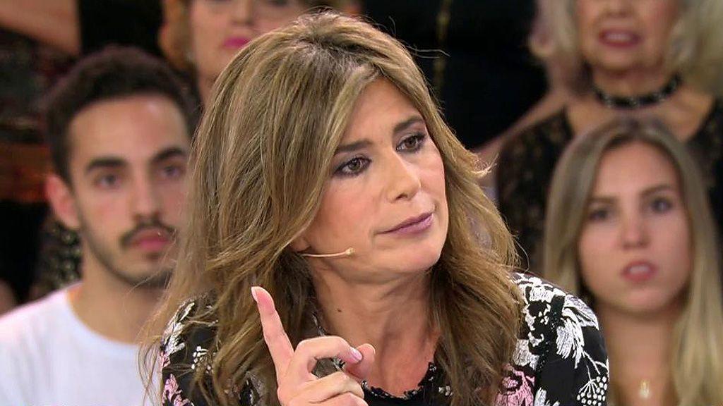 Los encontronazos de Gema López con Rocío Carrasco y Fidel Albiac
