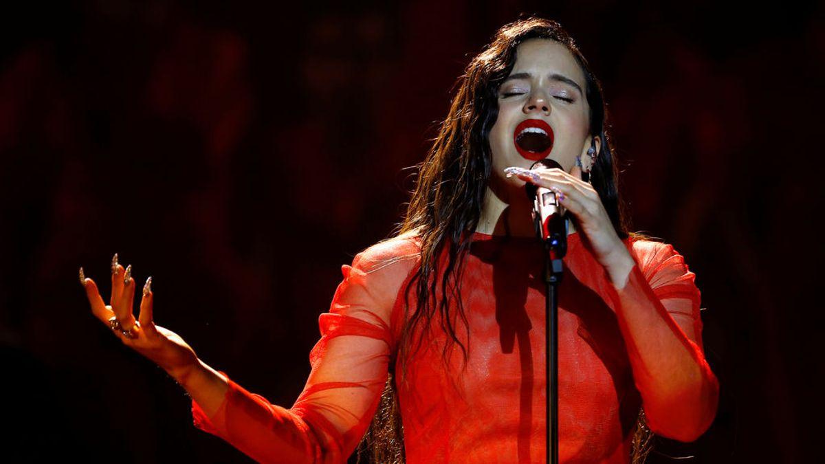 """Rosalía anuncia dos únicos conciertos en España de su gira """"El mal querer"""""""