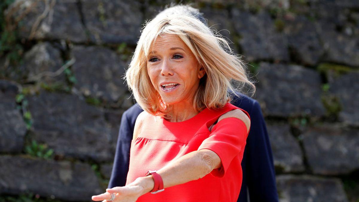 Brigitte Macron: las clases de una primera dama