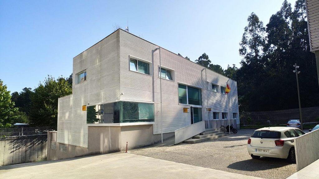 Cuartel de la Guardia Civil de Ames