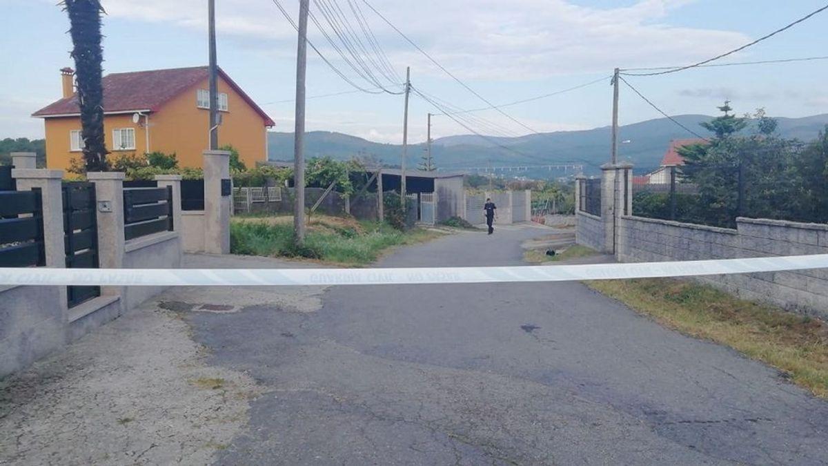 Se entrega el presunto autor de la muerte de tres mujeres en Cordeiro de Valga, Pontevedra
