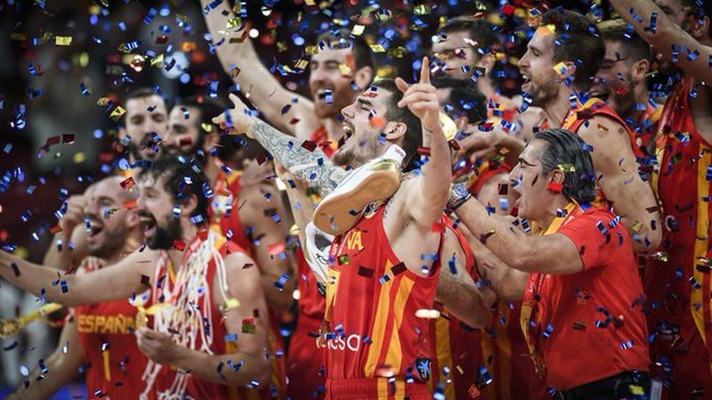 La victoria de España en Cuatro se convierte en el partido de baloncesto más visto en televisión de la historia en nuestro país