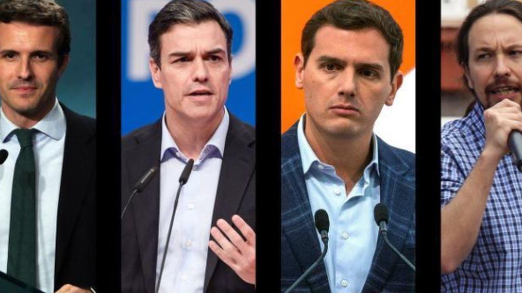 Sánchez, Casado, Rivera e Iglesias: si fueran CEO de una empresa su puesto correría peligro