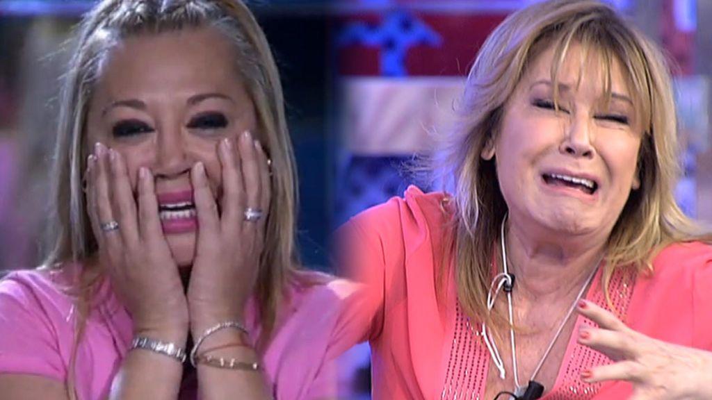 Las críticas que Mila hizo del 'GH VIP' de Belén Esteban
