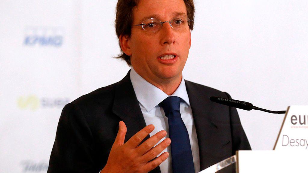 Almeida anuncia que la Puerta del Sol será peatonal