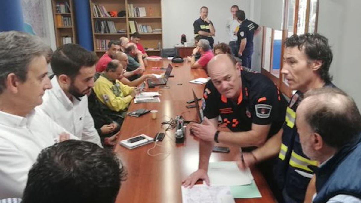 Cesan al director general de Emergencias de Murcia tras conocerse que fue al teatro en plena crisis de la DANA