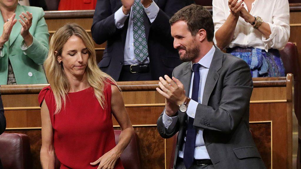 Entre Cayetana Álvarez de Toledo y el PP vasco hay más que palabras