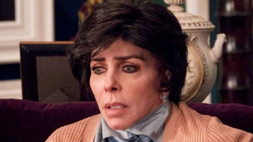El culebrón real de Verónica Castro, en guerra con su presunta ex mujer