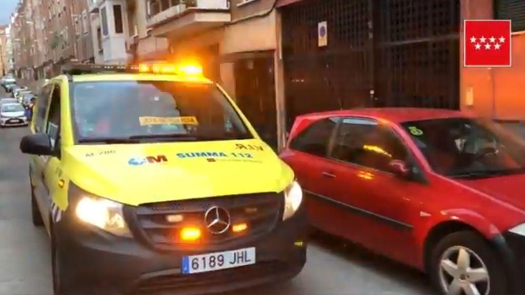 Detenido tras matar de varias puñaladas a su pareja en Ciudad Lineal (Madrid) delante de sus hijas