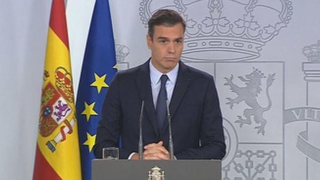 """Sánchez culpa a todos los demás: """"Nos lo han hecho imposible"""""""
