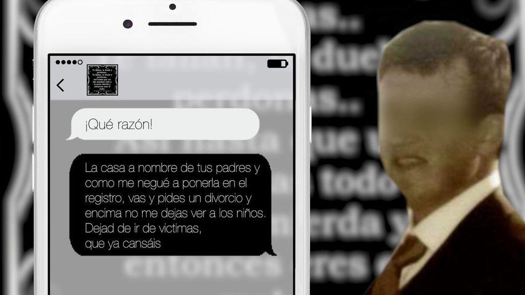 """Las amenazas de José Luis antes de cometer el triple asesinato: """"Te fallan, te duele y perdonas"""""""
